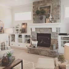 40 Best Modern Farmhouse Fireplace Mantel Decor Ideas 28 In