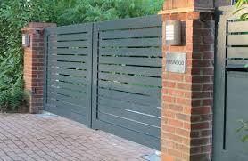 100 Contemporary Gate Aluminium Swing Gates Aluminum Driveway Gates