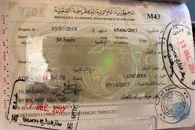 Requisitos Para Tramitar Visa