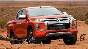 100 Mitsubishi Pickup Truck The 2020 Triton Would Be Great As Rams Ranger Competitor