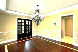 Dining Room Colors With Chair Rail Paint Ideas