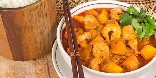 recette cuisine poisson curry de poisson à la mangue recettes femme actuelle