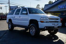 Used Lifted 2002 Chevrolet Suburban 1500 Z71 4x4 SUV For Sale ... 339 Best Suburbans Images On Pinterest Chevrolet Suburban Chevy X Luke Bryan Suburban Blends Pickup Suv And Utv For Hunters Pressroom United States Images Lifted Trucks 1999 K2500 454 2018 Large 3 Row 1993 93 K1500 1500 4x4 4wd Tow Teal Green Truck 1959 Napco 4x4 Mosing Motorcars 1979 Sale Near Cadillac Michigan 49601 Reviews Price Photos 1970 2wd Gainesville Georgia Hemmings Find Of The Day 1991 S Daily 1966