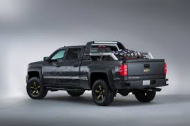 Chevrolet Unveils Strong Silverado Concept Trucks Built To Take On ... Relive The History Of Hauling With These 6 Classic Chevy Pickups 2016 Chevrolet Concept Trucks Sema Show Youtube One Tuscany Motor Co Radical Renderings Kp Concepts Photo Image Gallery 2001 Borrego Autos Of Interest Silverado Bow At 2015 Kid Rock Has A Custom With Chrome Wheels Truck Creative Sema 2017 Unveils Colorado Zr2 Turn Trucking Up To 11 Drive Performance Rocks 2014 La Auto