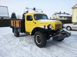 100 1955 Dodge Truck For Sale Power Wagon Pickup