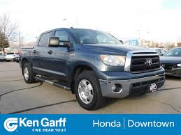 100 4wd Truck PreOwned 2010 Toyota Tundra 4WD CREW 4WD FFV V8 57 Crew Cab