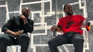 25 Lighters On My Dresser Kendrick by Kobe Bryant U0026 Kendrick Lamar Discuss Greatness Video