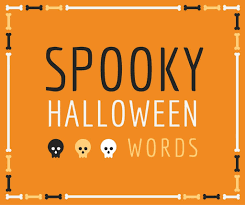 Scary Halloween Riddles And Answers by 100 Spooky Halloween Words Hubpages