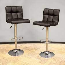 Modern Style Adjustable Height Black Swivel Cushioned Bar Stool (Set Of 2) Adjustable Height Swivel Barstool 3 Pieces Bronze Color Kitchen Home Chair Seat Ebay Pueblo Bar Stool With Iron Base By Intertional Fniture Direct At Dunk Bright American Antique Industrial Design Pu Leather Round Sage Office Mid Back Armrest Boston Oria Original Early 20th Century Welded Joint Antique American Medical Adjustable Height Dental Or Hospital Examination Room Swivel Chair Armrests And Tyner Porthos White Adjustableheight Winford Mix Grey Tuffed Viscologic Serenity 23 To 31 Inch Bar Stools Set Of 2