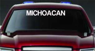Amazon.com: Dabbledown Decals MICHOACAN Large Version Car Truck ... Custom Truck Stickers For Trucks Obs_addicts Logo Decal Instagram Followers Stickit Decals Images Product 2 Dodge Ram 4x4 Off Road Truck Silver Outline Vinyl Ford F150 Graphics Sticker Genius American Flag Back Window Murica 49ers Sf Decalpink Diecut Vinyl Sticker Window San Francisco Car Achtung T Shirt Now Has Decals Shirts Weblog Dodge Ram Pickup Bed Power Stroke 73l Turbo Diesel V8 Decals 2x Two Chevrolet Advance Design Pickup Truck 1947 1954 Custom Text Drag Racing Nhra Rear Graphic Nostalgia