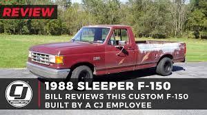 100 Pickup Truck Sleeper Cab Custom Ford F150 Review Bill Has Never Seen Anything Like This