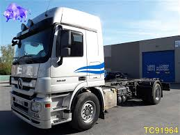 MERCEDES-BENZ Actros 1848 Euro 5 RETARDER Chassis Trucks For Sale ...