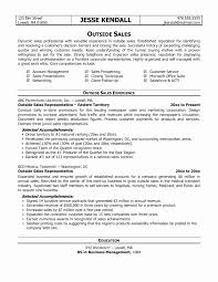 Sales Manager Resume Samples Unique Automotive Sample Inspirational Used