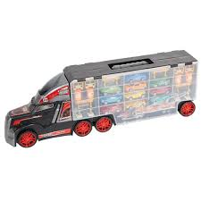 Hot Wheels Cars Transport Car Carrier Truck Toys For Children With ... Prtex 60cm Detachable Carrier Truck Toy Car Transporter With Product Nr15213 143 Kenworth W900 Double Auto 79 Other Toys Melissa Doug Mickey Mouse Clubhouse Mega Racecar Aaa What Shop Costway Portable Container 8 Pcs Alloy Hot Mini Rc Race 124 Remote Control Semi Set Wooden Helicopters And Megatoybrand Dinosaurs Transport With Dinosaur Amazing Figt Kids 6 Cars Wvol For Boys Includes Cars Ar Transporters Toys Green Gtccrb1237