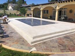 Pool Cover Rental Los Angeles Plexi Glass White Carpet