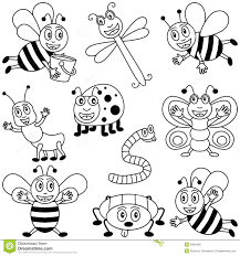 Pin Color Clipart Insect 14
