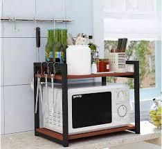 holz mikrowelle regal küche mikrowelle lagerung regal buy küche möbel mikrowelle ablageboden holz küche mikrowelle ablageboden küche ablageboden