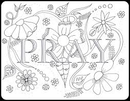 Adult Coloring Pages With Christian Values