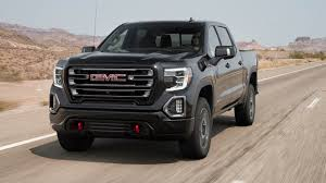 100 Gmc Trucks 2019 GMC Sierra Denali And AT4 First Test Two Steps Forward One