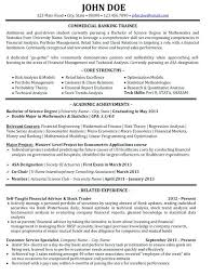 Sample Banker Resume Bank Best Banking Templates Samples Images On Personal