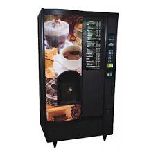 Used National 673 Fresh Brew Coffee Vending Machine