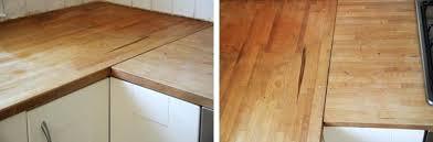 rénover plan de travail cuisine carrelé renover plan travail cuisine racnovation plan de travail en bois