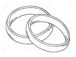 two rings wedding gallery within wedding ring clipart intended for your house
