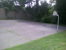 Montgomery County Parks & Its Poorly Maintained Basketball Courts ... Triyae Asphalt Basketball Court In Backyard Various Design 6 Reasons To Install A Synlawn Home Decor Amazing Recreational Lighting Full 4 Poles Fixtures A Custom Half For The True Lakers Snapsports Outdoor Courts Game Millz House Cost Australia Home Decoration Residential Gallery News Good Carolbaldwin Multisport System Photo Diy Stencil Hoops Blog Clipgoo Modern