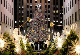 Rockefeller Christmas Tree Lighting 2014 by New York Is A Winter Wonderland This Christmas Irish Daily Star