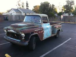 1956 Chevy Truck | The H.A.M.B. 1956 Chevy Truck For Sale Old Car Tv Review Apache Youtube Pin Chevrolet 210 Custom Paint Jobs On Pinterest Panel Tci Eeering 51959 Truck Suspension 4link Leaf Automotive News 56 Gets New Lease Life Chevy Pick Up 3100 Standard Cab Pickup 2door 38l 4wheel Sclassic Car And Suv Sales Ford F100 Sale Hemmings Motor 200 Craigslist Rat Rod Barn Find Muscle Top Speed Current Projects