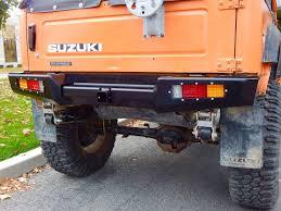 100 Defiant Truck Products Suzuki Samurai Armor Rear Bumper By Low Range OffRoad