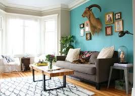 wohnzimmer wandfarbe ideen aqua blau helle nuance