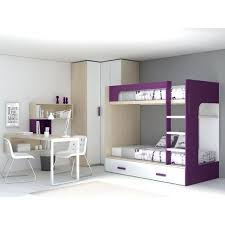 bureau superposé lit superpose bureau chambre avec lit superposac bureau