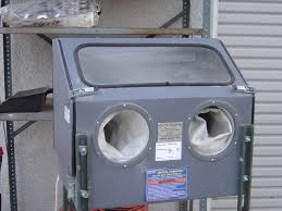 Media Blasting Cabinet Plans by Diy Sand Blasting Cabinet Loccie Better Homes Gardens Ideas