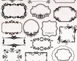Tag Clipart Template Frames Illustrations HD Images