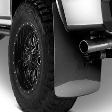 Chevy Truck Mud Flaps Elegant Luverne Textured Rubber Mud Guards ... Rock Tamers Hub Mud Flap System Flaps For Lifted Truck And Suvs 2014 Guards 42018 Silverado Sierra Mods Gm Chevy 1500 Front Nodrill Pair Rek Gen 2015 Rekmesh Lvadosierracom Anyone Has Mud Flaps On Their Truck If So Weathertech 110052 No Drill Mudflaps Chevrolet Colorado Black Pick Up Trucks By Duraflap