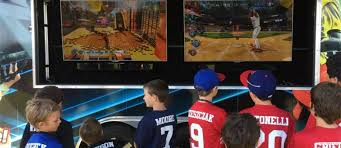 Galaxy Game Truck - Video Game Truck - Best Birthday Party Idea In ...