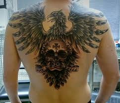 Best Eagle Tattoo Designs And Meanings10