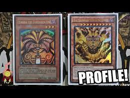 yugioh the best exodia deck profile ft exodia incarnate