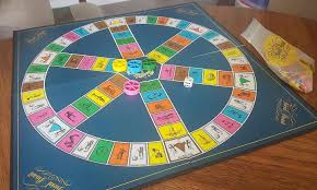 Original Trivial Pursuit Board Game