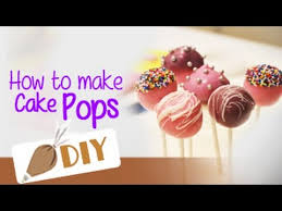 HOW TO MAKE Cake Pops in 2 minutes DIY 5