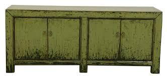 casa padrino landhausstil sideboard schrank antik stil grün 160 x 40 x h 67 cm landhausstil kollektion