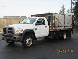 Flatbed Trucks For Sale In Oregon