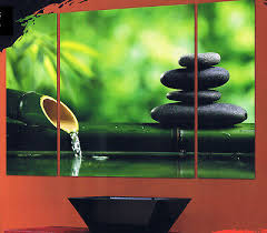 feng shui set wandbild wandtattoo wandaufkleber badezimmer