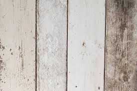 Old Painted Wood Background