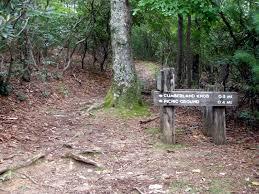 Cumberland Knob Hike