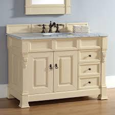 60 Inch Bathroom Vanity Single Sink by Adorna 48 Inch Single Sink Bathroom Vanity Set Carrera White Top