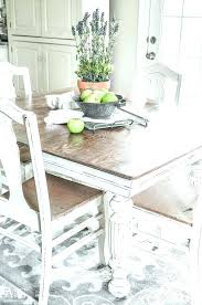 Dining Room Furniture For Sale Chairs Antique Table Updated With Chalk Paint Painted