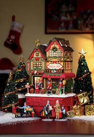 Thomas Kinkade Christmas Tree Village by 266 Best Kayla U0027s Christmas Village Images On Pinterest Christmas