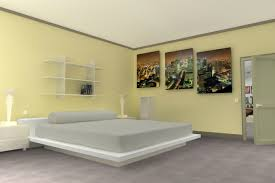 decoration peinture chambre deco peinture salon 2 couleurs affordable dco peinture salon salle